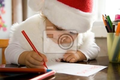 Brief an den Weihnachts