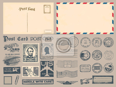 Bild Briefmarken