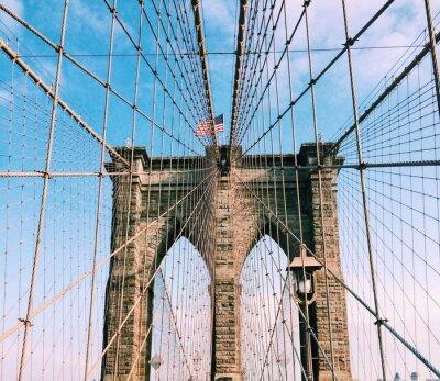 Bild Brooklyn Brücke