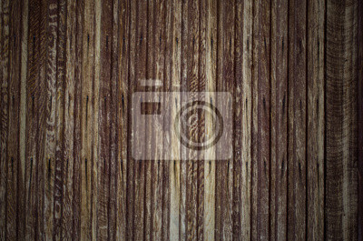 Brown Holzwand
