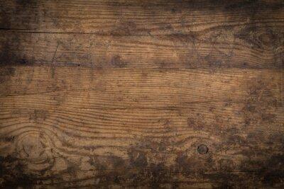 Bild Brown wood texture. Abstract background