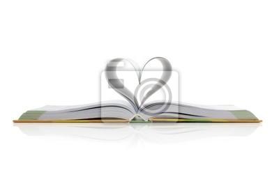 Buchen Sie mit dem Herzen