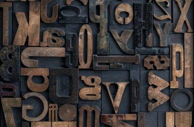 Bild Buchstabenbuch Alphabet