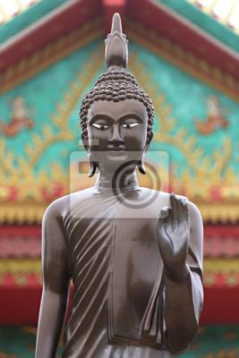 Bild Buddha in einem Tempel bei Nakhon Ratchassima