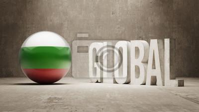 Bulgarien. Globales Konzept.