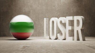 Bulgarien. Loser-Konzept.
