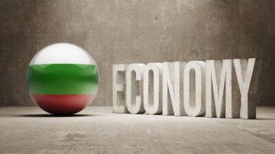 Bulgarien. Wirtschaftskonzept