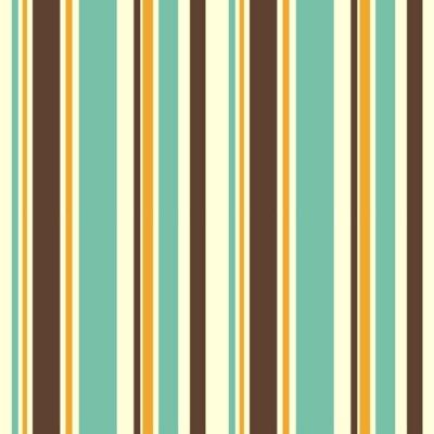 Bild Bunte gestreifte nahtlose Vektor-Muster Hintergrund Illustration