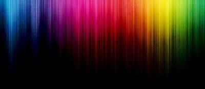 Bild Bunter Regenbogen Hintergrund