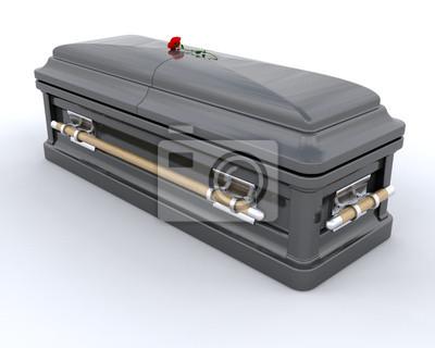 Burial Casket