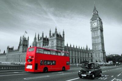 Bild Bus in London