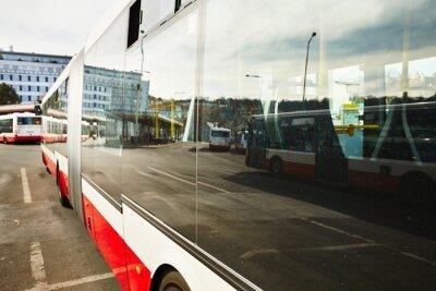Bild Bushaltestelle