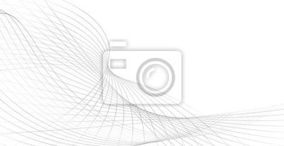 Bild Business Hintergrund Linien Welle abstrakt Streifen Design