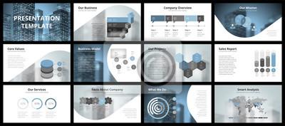 Bild Business presentation templates