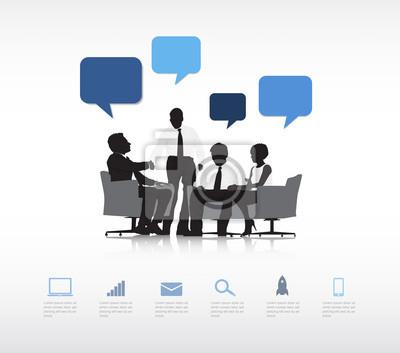 Bild Business-Vektor
