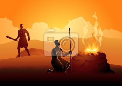 Bild Cain and Abel