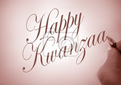 Callligraphy Kwanzaa