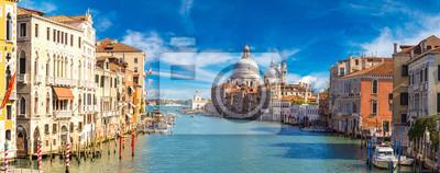 Bild Canal Grande in Venedig, Italien