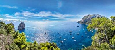 Bild Capri Insel in Italien