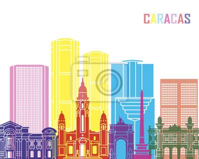Bild Caracas V2 Skyline Pop