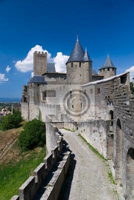 Carcassonne - Befestigungen 03