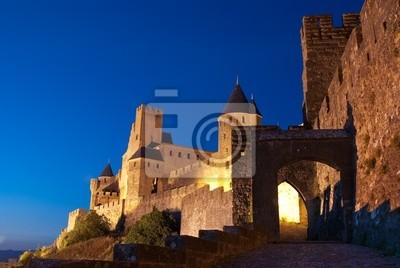 Carcassonne - Porte de l'Aude