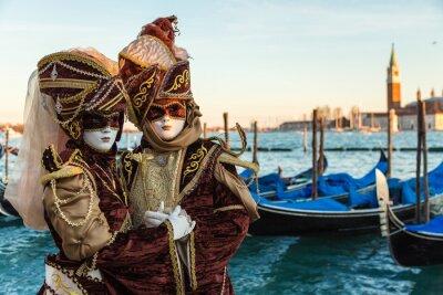 Bild Carnevale Venezia