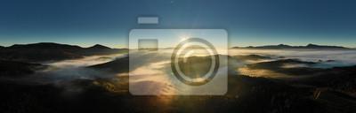 Bild Carpathian mountain sunny landscape