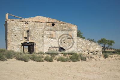 Bild Casa en ruinas en zona desertica