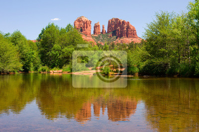 Bild Cathedral Rock in Sedona, Arizona