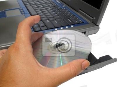 cd auf Computer