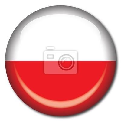 Chapa Flagge Polen