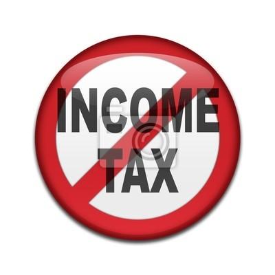 Chapa keine Einkommensteuer