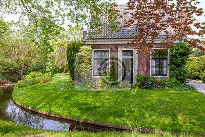 Charming little house in Netherlands