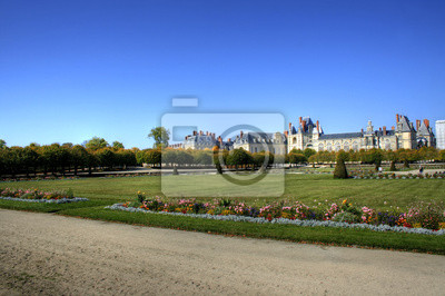 Bild Chateau de Fontainebleau, Frankreich