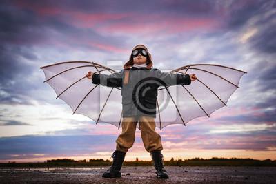 Bild Child dreams of flying
