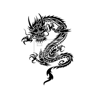 Drachen tattoos motive