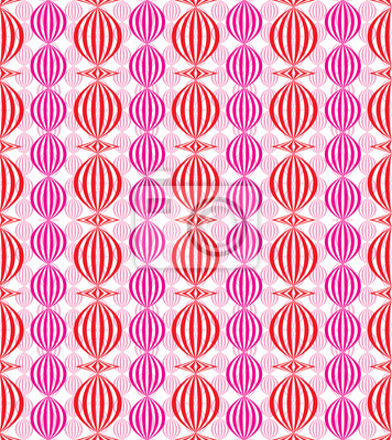 Chinesische Lampen nahtlose Muster.