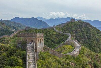 Bild Chinesische Mauer Jinshanling