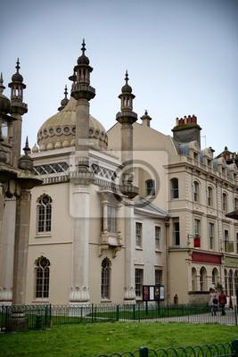 Bild Close Up of Exterior of Brighton Royal Pavilion