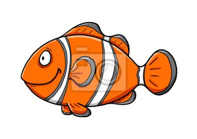 Clownfisch Leinwandbilder Bilder Nemo Clownfische Kinderkrippe