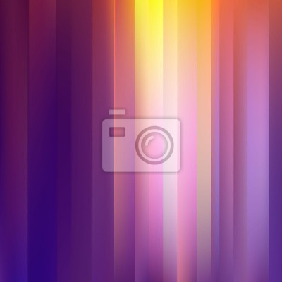 Colorful Abstract Stripes Hintergrund.