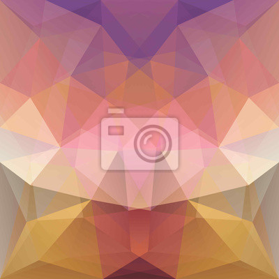 Colorful abstract symmetry background