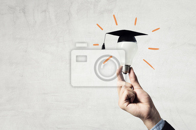 Bild Concept of business education