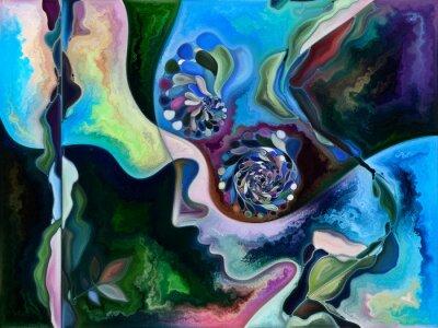 Bild Conceptual Living Canvas