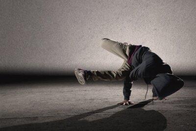 Bild Coole Breakdance Stil
