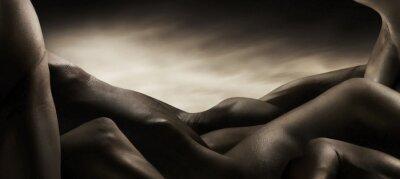 Bild corpi di nudo artistico