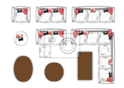 Bild Couch Grundriss