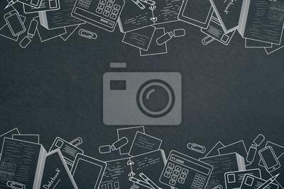 Bild Creative education background
