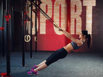 Bild Crossfit workout on ring